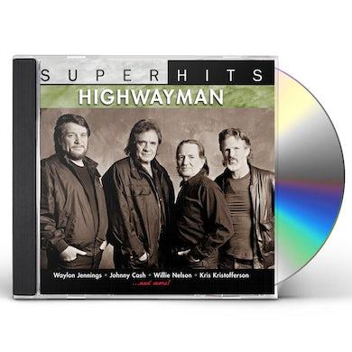 Highwaymen Super Hits: Highwayman CD