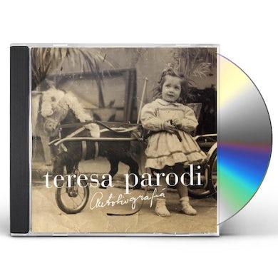 Teresa Parodi AUTOBIOGRAFIA CD