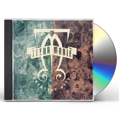 Teena Marie GREATEST HITS CD