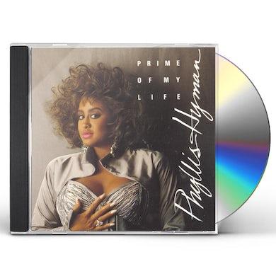 Phyllis Hyman PRIME OF MY LIFE CD