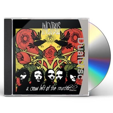 Incubus CROW LEFT OF THE MURDER CD