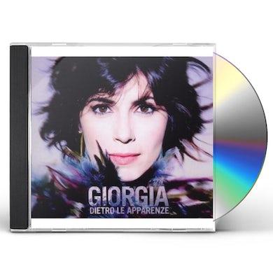 Giorgia DIETRO LE APPARENZE CD