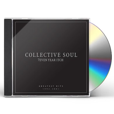 Collective Soul SEVEN YEAR ITCH: GREATEST HITS, 1994-2001 CD