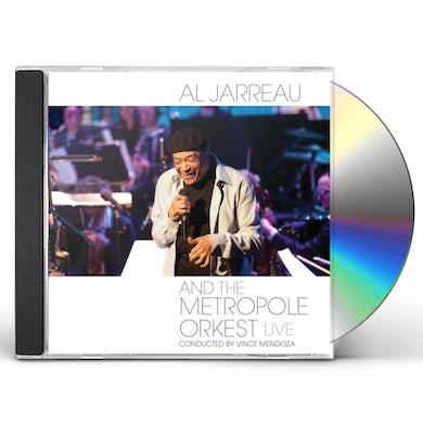 AL JARREAU & THE METROPOLE ORKEST: LIVE CD