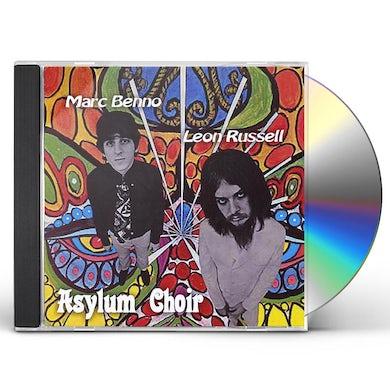 Marc Benno ASYLUM CHOIR CD