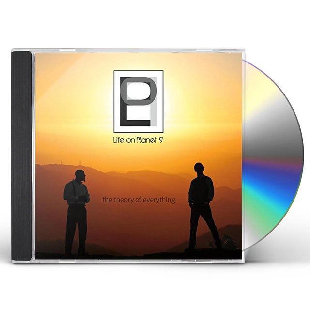 Life On Planet 9 THEORY OF EVERYTHING CD