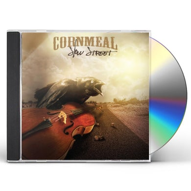 Cornmeal SLOW STREET CD