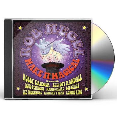 Rob Hegel MAKE IT MAGICAL CD