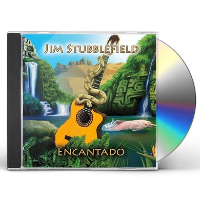 Jim Stubblefield ENCANTADO CD