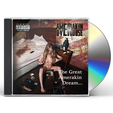 Amerakin Overdose GREAT AMERAKIN DREAM CD