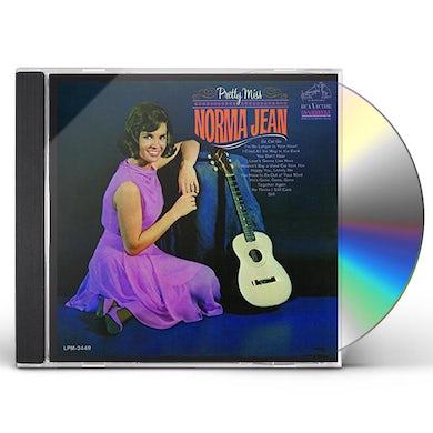 PRETTY MISS NORMA JEAN CD