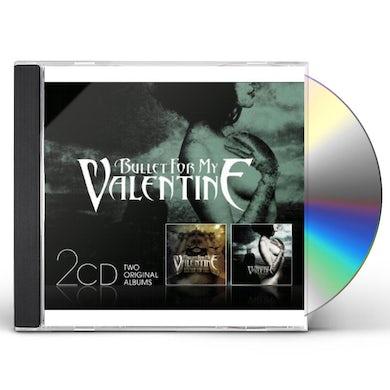 Bullet For My Valentine SCREAM AIM FIRE/FEVER CD