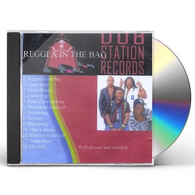 Well Pleased & Satisfied REGGAE IN THE BAG CD