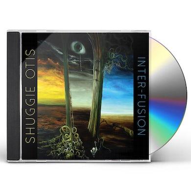 Shuggie Otis INTER-FUSION CD