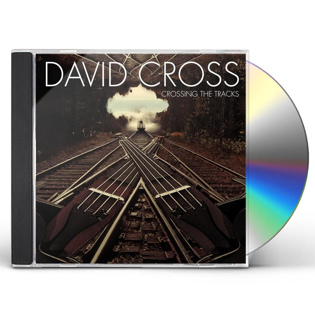 David Cross CROSSING THE TRACKS CD