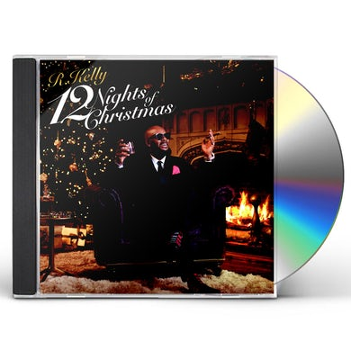 R. Kelly 12 NIGHT OF CHRISTMAS CD