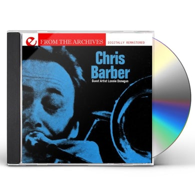 Chris Barber MERRYDOWN BLUES: FROM ARCHIVES CD