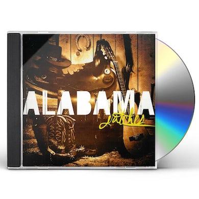 Alabama PATCHES CD