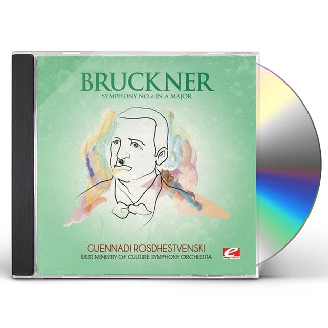 Bruckner SYMPHONY 6 IN A MAJOR CD