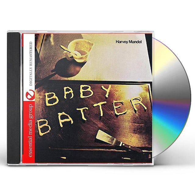 Harvey Mandel BABY BATTER CD