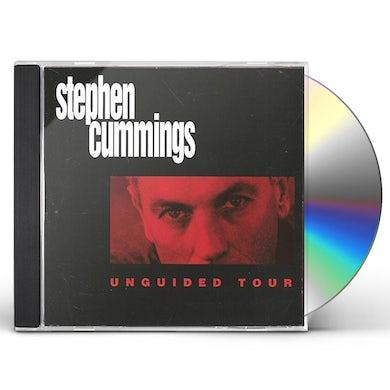 Stephen Cummings UNGUIDED TOUR CD
