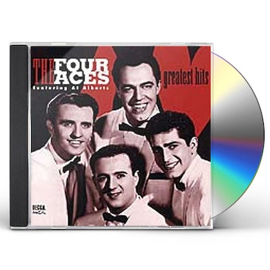 Four Aces GREATEST HITS CD