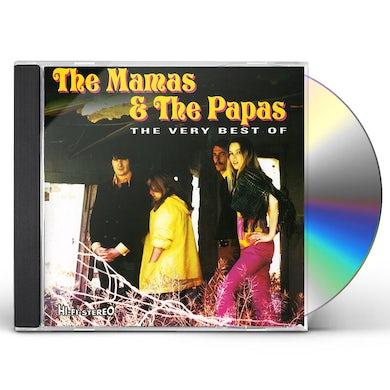 Mamas & Papas ULTIMATE COLLECTION CD