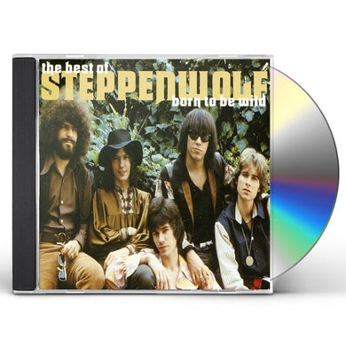 Steppenwolf BORN TO BE WILD: BEST OF CD