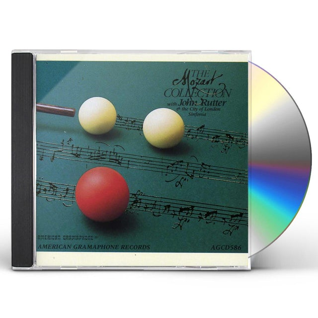 Mozart COLLECTION CD