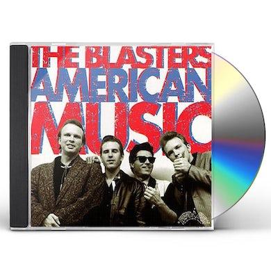 Blasters AMERICAN MUSIC CD