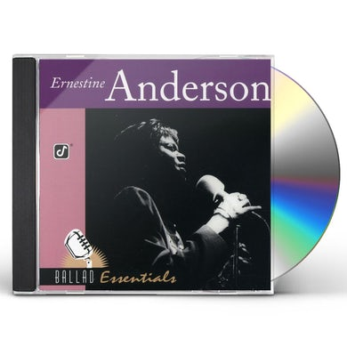 Ernestine Anderson BALLAD ESSENTIALS CD