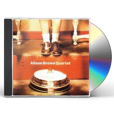 Alison Brown QUARTET CD