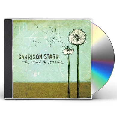 Garrison Starr SOUND OF YOU & ME CD