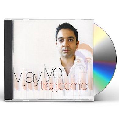 Vijay Iyer TRAGICOMIC CD