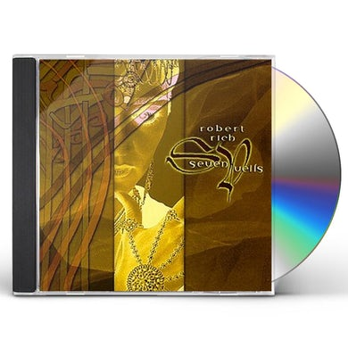 Robert Rich SEVEN VEILS CD