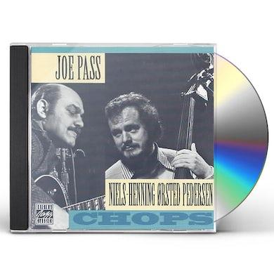Joe Pass CHOPS CD