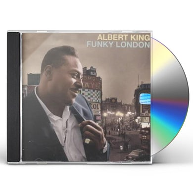 Albert King FUNKY LONDON CD