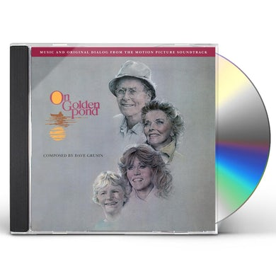 Dave Grusin ON GOLDEN POND: MUSIC & ORIGINAL DIALOG FROM THE CD