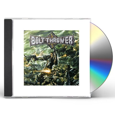 Bolt Thrower HONOUR VALOUR PRIDE CD