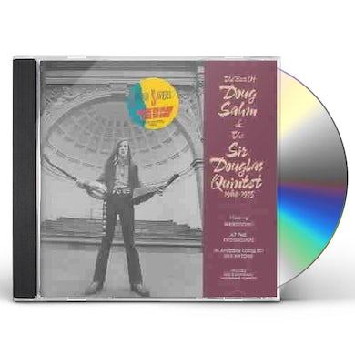 Doug Sahm BEST OF SIR DOUGLAS 68-75 CD