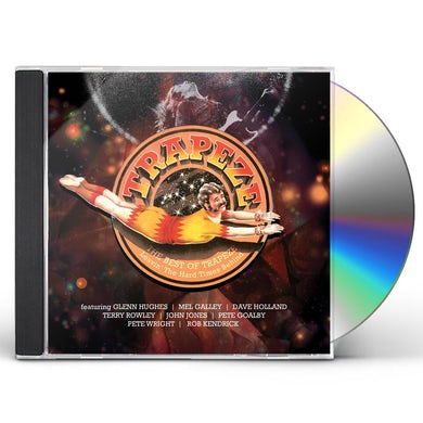 Leavin the bad times behind: the best of trapeze CD