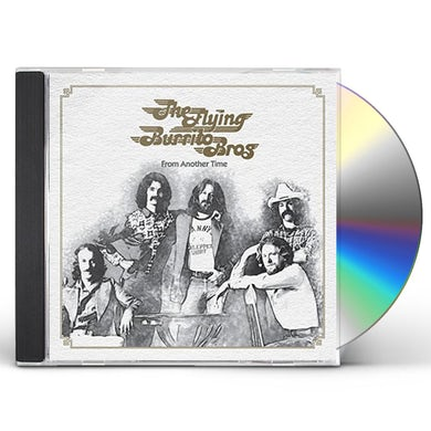 The Flying Burrito Brothers From Another Time CD