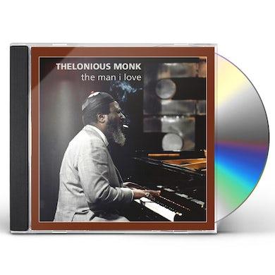 Thelonius Monk Man I Love CD