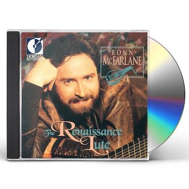 Ronn McFarlane RENAISSANCE LUTE CD