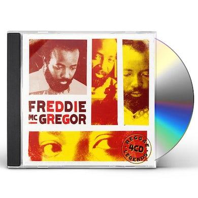 Freddie Mcgregor REGGAE LEGENDS CD