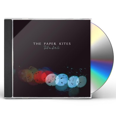 The Paper Kites STATES CD