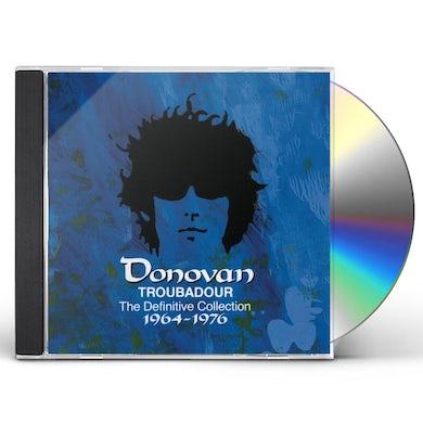 Donovan TROUBADOUR: COLLECTION 1964-1976 CD