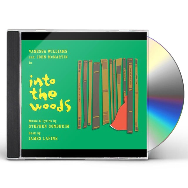 Stephen Sondheim INTO THE WOODS - O.C.R. CD