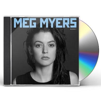Meg Myers SORRY CD
