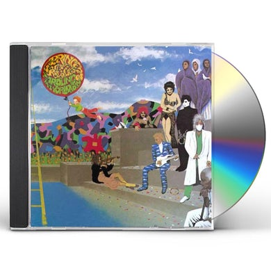 Prince AROUND THE WORLD IN A DAY CD